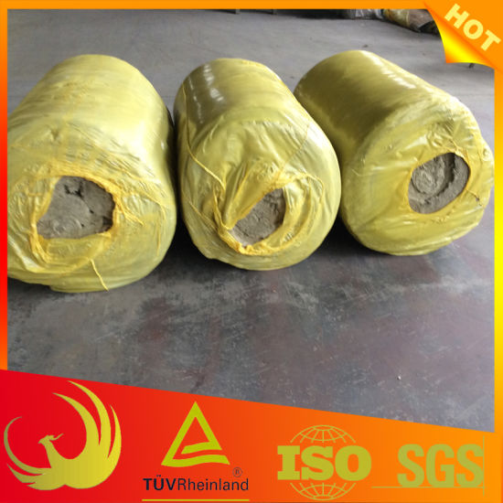 Waterproof Insulation Material Rock-Wool Blanket for Pipe pictures & photos