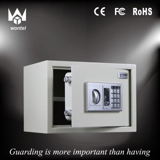 China Hot Selling New Design Metal Lock Safes - China Metal