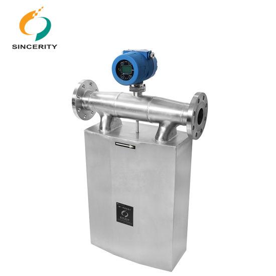 Wholesale High Quality Coriolis CNG Dispenser Mass Flow Sensor