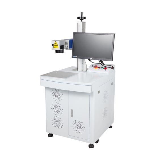 Easy Operate Optical Fiber Laser Marking Machine