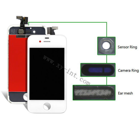 Mobile Phone LCD Touch Screen for iPhone 4S Mobile Phone Accessory pictures & photos