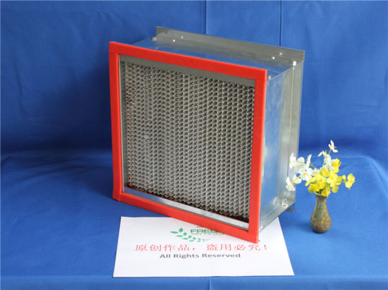 High Temperature Resistants HEPA Filter pictures & photos