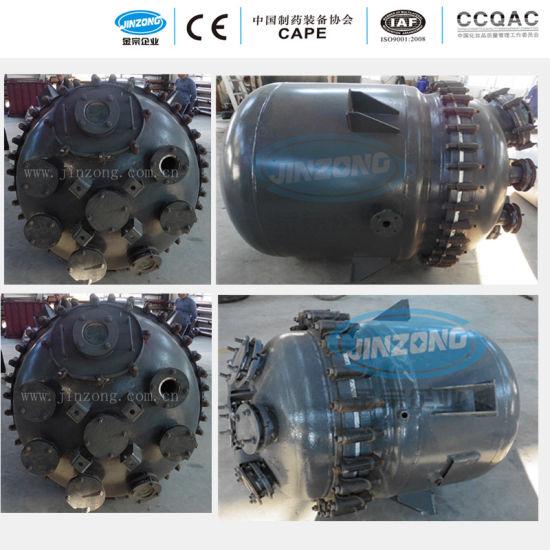 Jinzong Machinery Open Type Glass Lined Reactor