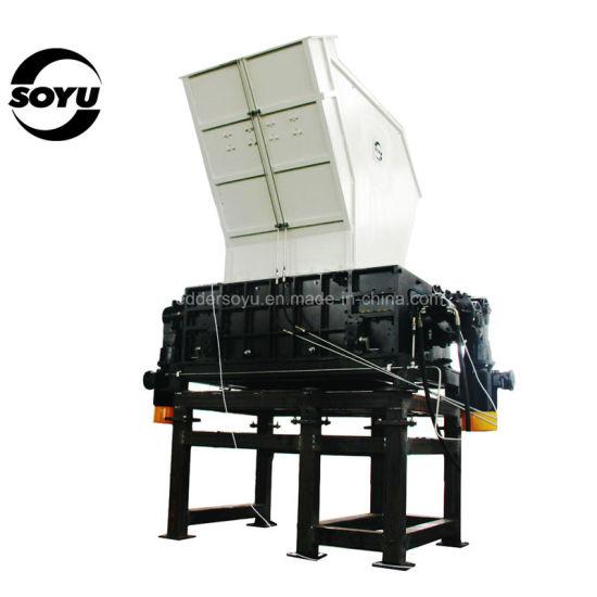 Solid Waste Shredder/Solid Waste Crusher Machine