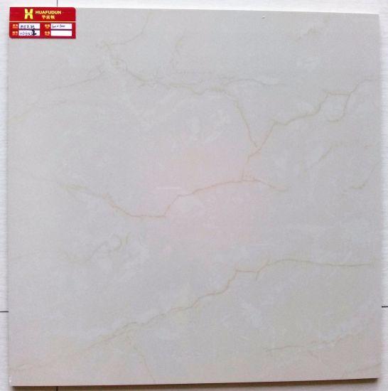China Super Glossy Nano Soluble Salt Polish Porcelain Tile 600x600mm