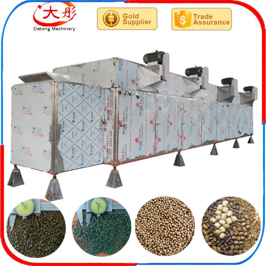 Best Selling Fish Food Pellet Extruder Equipment Plant pictures & photos