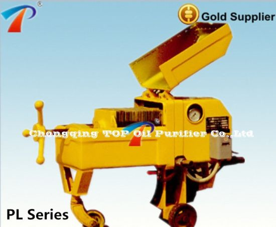Top Recommended Plate Pressure Waste Diesel Oil Purifier Plant pictures & photos