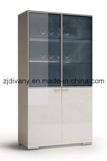 China Glass Door Wine Cabinet Sm D37 China Modern Cabinet