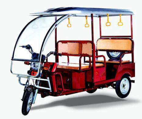 Hot-Selling Electric Rickshaw in India, Battery Operation Rickshaw