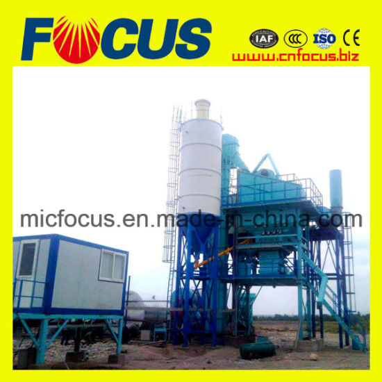 Hot Sale Road Machinery Lb1000 Asphalt Mixing Plant pictures & photos