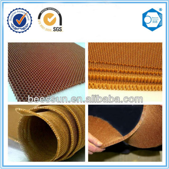 Excellent Nomex Paper Honeycomb Core pictures & photos