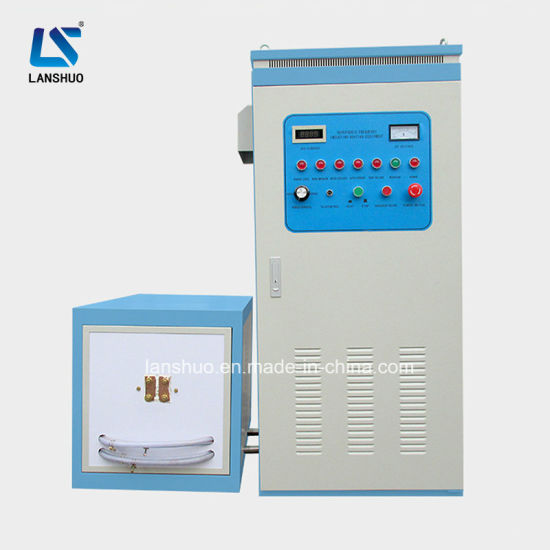 Ce Approved IGBT 80kw Induction Heating Furnace