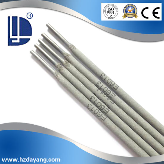 High Titanium Potassium Type Carbon Steel Welding Electrode Aws E6013 pictures & photos