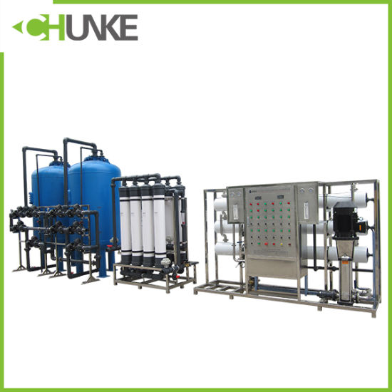 China Chunke PLC Micron Computer Control Stainless Steel RO Water ...