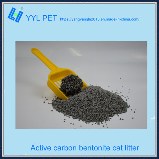 Strong Odor Control Cat Litter with Quality