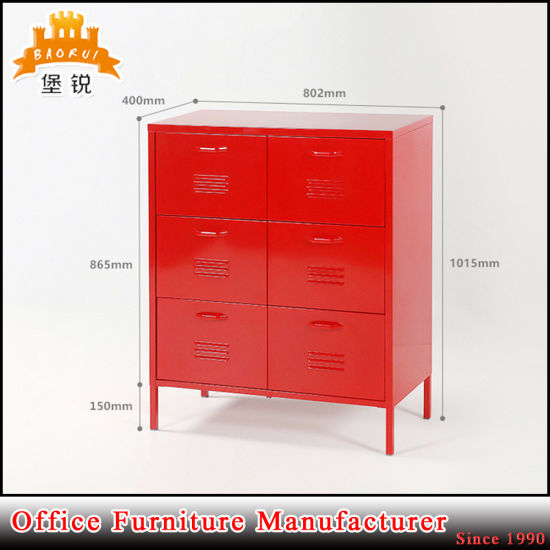 2019 Newest Product Metal Small Storage Cabinet