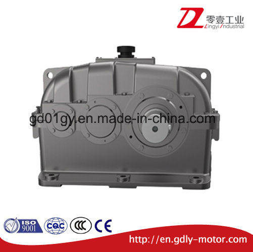 Zl Series Hard Tooth Surface Double Stage Cylindrical Gear Box pictures & photos