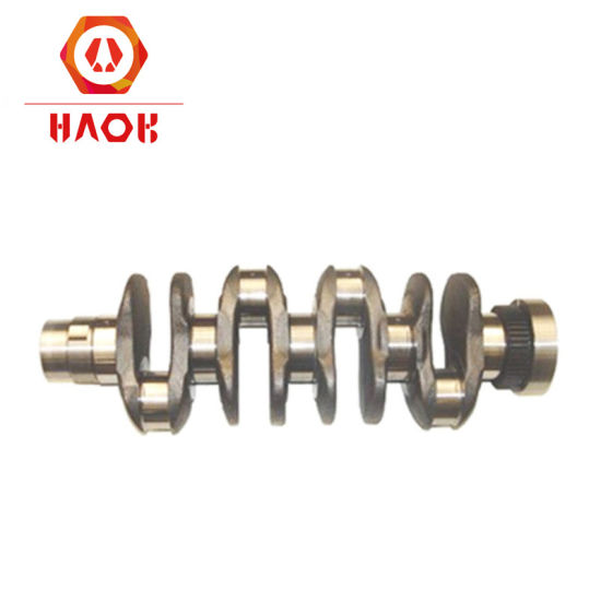 Deutz Diesel Motor Part Crankshaft for (BF4M1013) Engine
