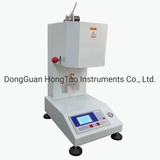 DH-MI-VP Melt Flow Indexer Machine, Melt Flow Rate Instrument, Flow Meter For Plastic