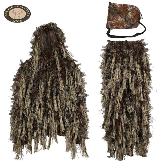 TENUE GHILLIE CAMOUFLAGE DESERT PAINTBALL AIRSOFT CAMOUFLAGE