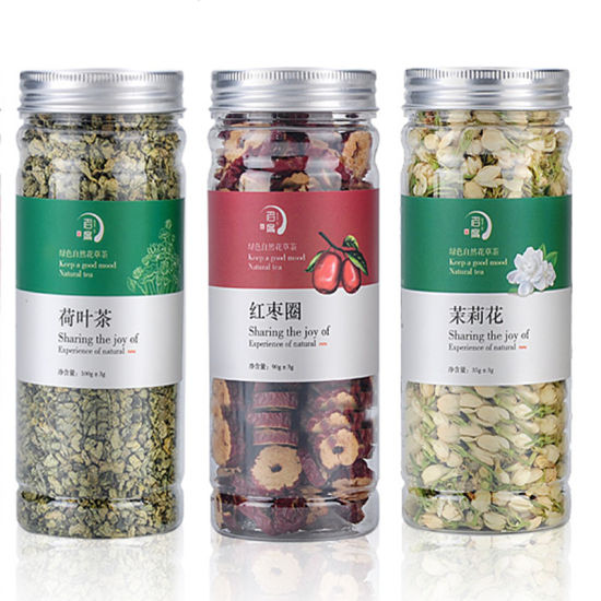 Canned Flower Tea Wholesale Rose Tea Fetal Chrysanthemum Lemon Slice Dandelion Health Herbal Tea OEM OEM Processing