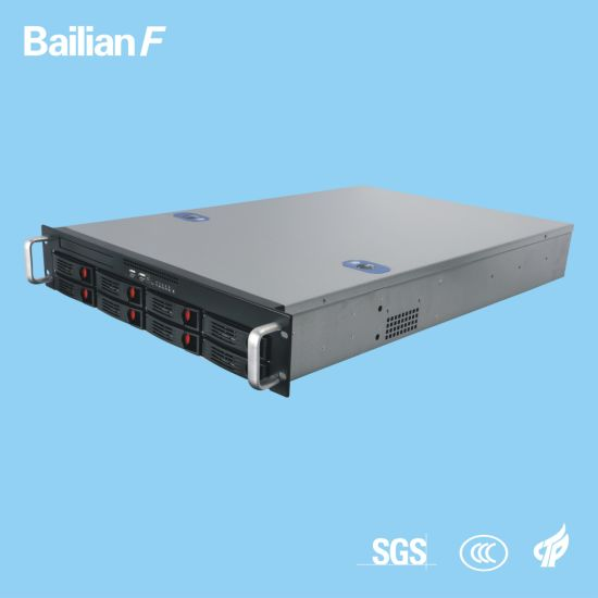 Bianlian F Brand Chinese Manufacturer Gigabit Network Interface*2 Rack Server User Management Server