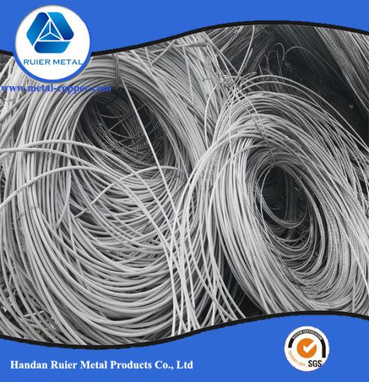 Aluminium Wire Scrap, Aluminium Scrap Metal 99.9% Pure