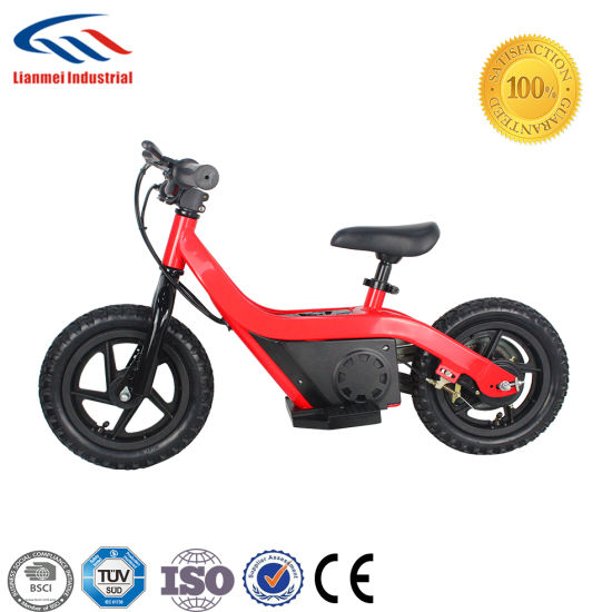 100W Electric Balance Bike Kids Scooter
