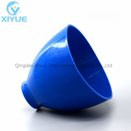 High Quality Colorful Dental Rubber Mixing Bowl Product