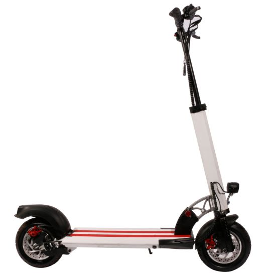 Wholesale Dual Dampers 500W Motor Scooter