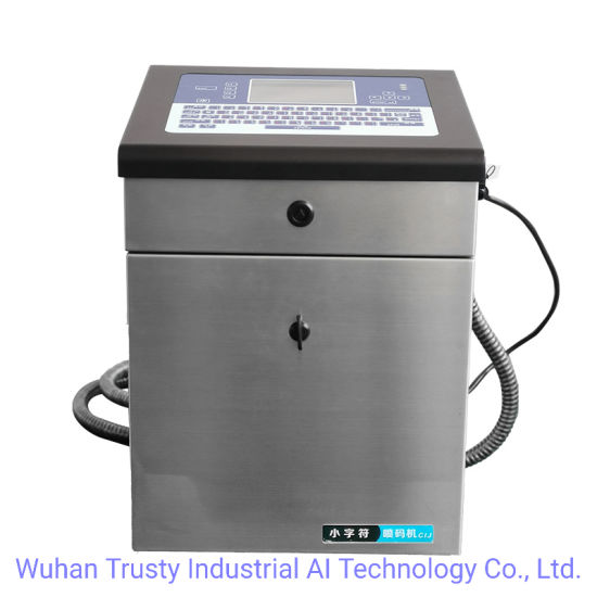 Egg Code Printing Machine/Factory Price Machine/Industrial Coding Machine for Expire Date/Picture/Woven Bag