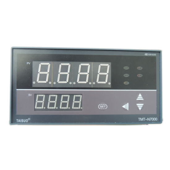 Single-Input Pid Process Temperature Controller of TM-N7000 Series