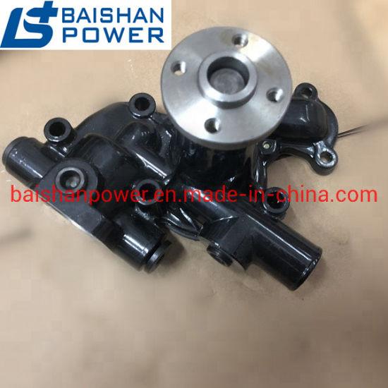New Yanmar 4TNE92 Water Pump 129917-42010 for Komatsu 4D92 Forklift Tractor