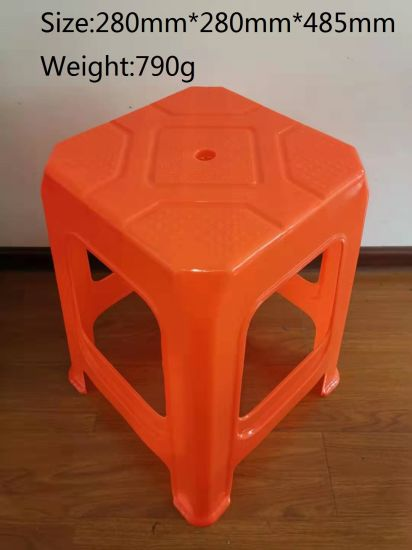 Second Hand Adult Stool Mould Used Plastic Stool Injection Mould