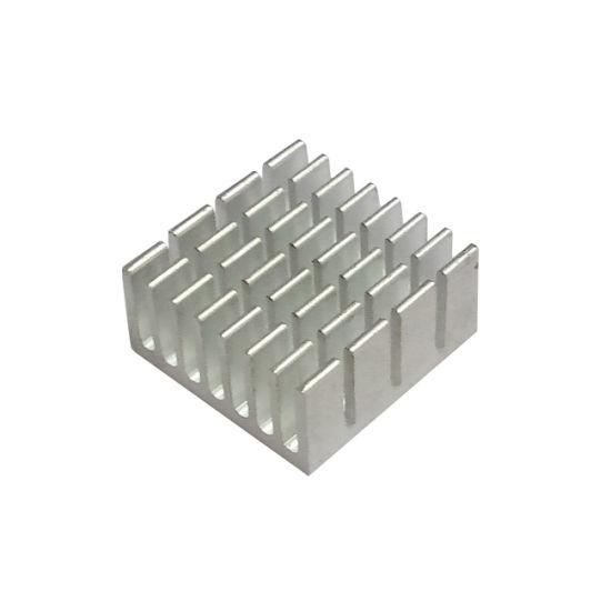 CPU Heatsinks Aluminum LED Heat Sink Customized