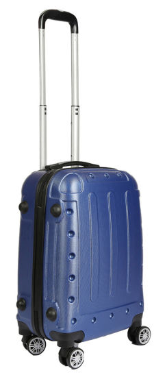 High Quality Luggage Trolley Luggage Bag Traveling ABS Custom Design Suitcases Xha146