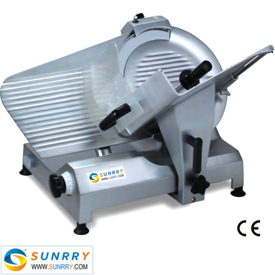 Chinesec Commercial Meat Slicer Machine with Blade Protection Ring