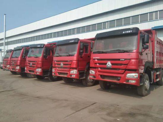 Gently Used Sinotruk HOWO 6X4 371HP Dumper/Tipper Truck/ Dump Truck