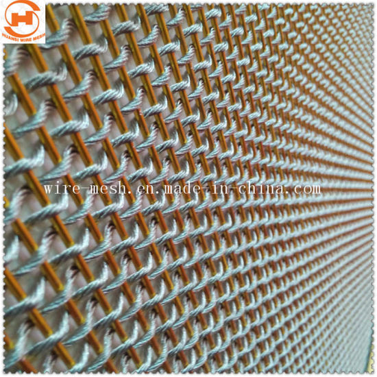Stainless Steel Decorative Curtain Wire Mesh/Decorative Wire Mesh