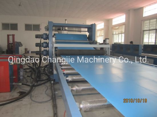 Plastic Machine for Sheet/Plastic Machinery for Board/Plastic Extrusion Machine for Sheet