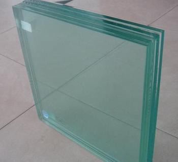 6.38-12.38mm Clear and Color Safety Toughed Tempered Glass/Double Glass/Sandwich Glass