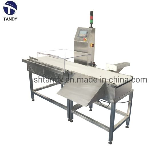 High Accuracy Automatic Conveyor Check Weigher Factory Price