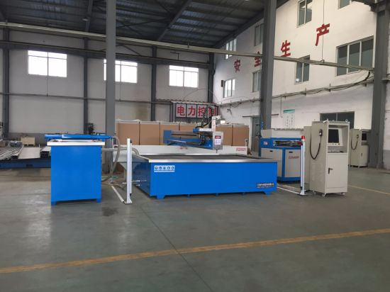 CNC Cutting Machine/Water Jet (SQ2515) pictures & photos