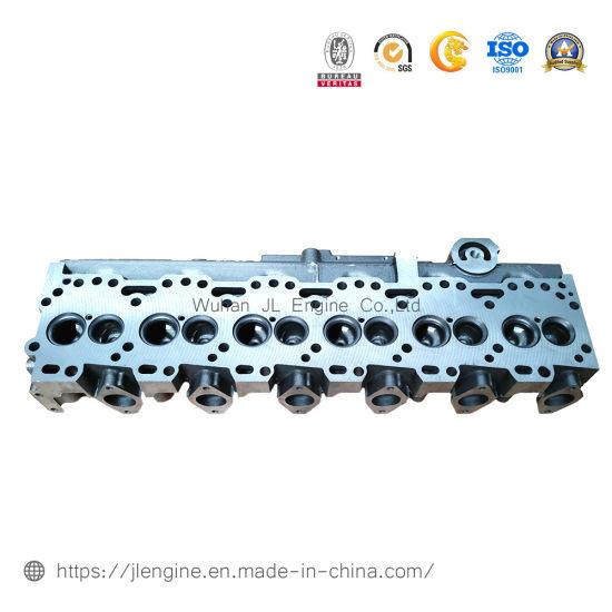 6CT8.3 Engine Cylinder Head 3936180 for Excavator Diesel Engine Parts