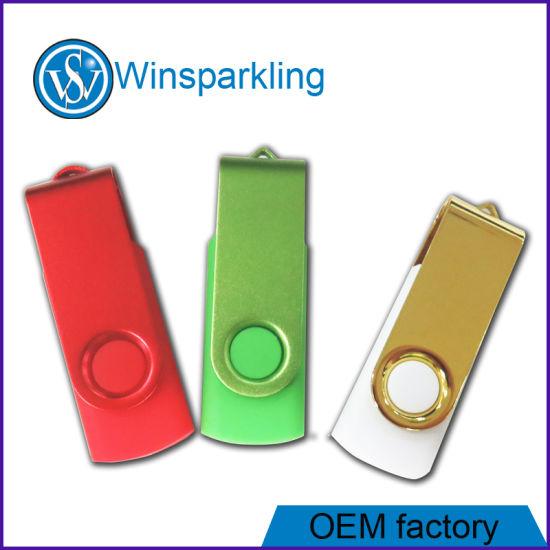 Swivel USB Flash Drive, Popular USB Stick