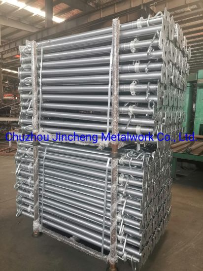 Post Shores/ Adjustable Props in Hot DIP Galvanized