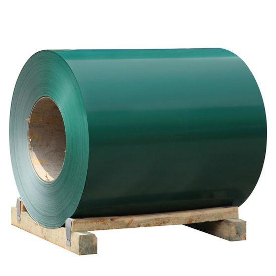 Mesco PPGL Aluzinc Prepainted Galvalume Steel Coil Az150