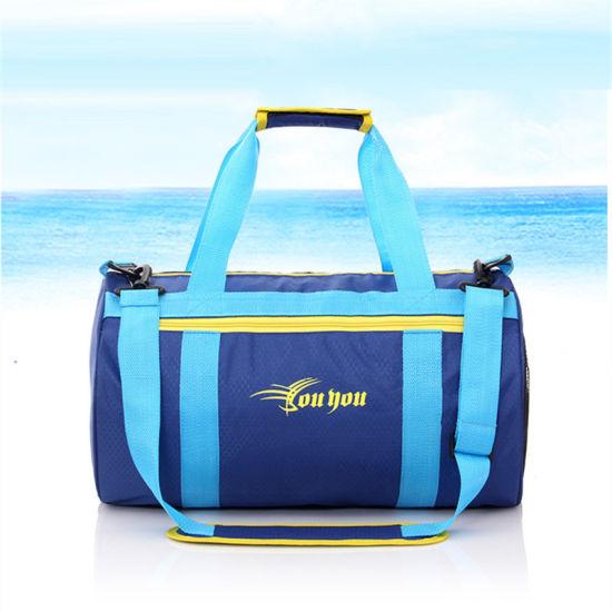 Waterproof Swimming Bag Double Layer Diving Bag Dry Bag Backpacks Swimming Backpack Combo Dry Wet Shoulder Bag Dry Backpack