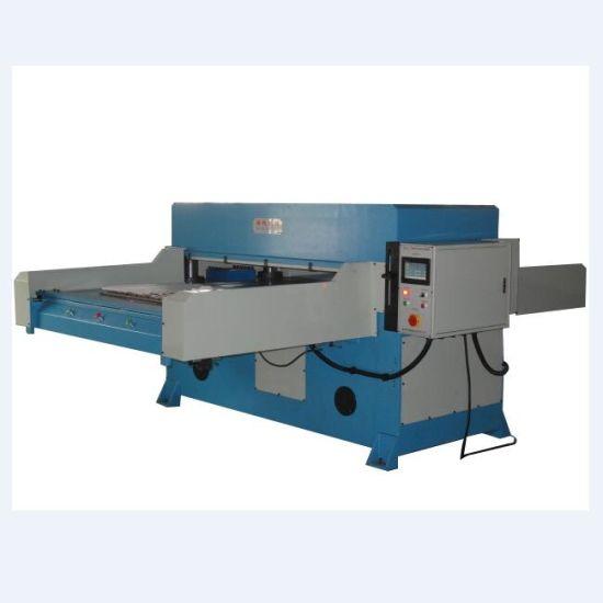 Automatic PVC Raincoat Hydraulic Cutting Machine