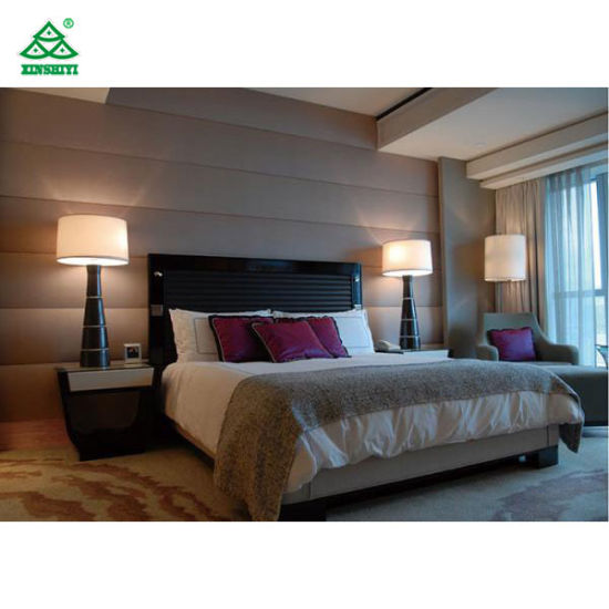 5 Star Hotel Hilton Hotel Bedroom Furniture China Manufacturer pictures & photos